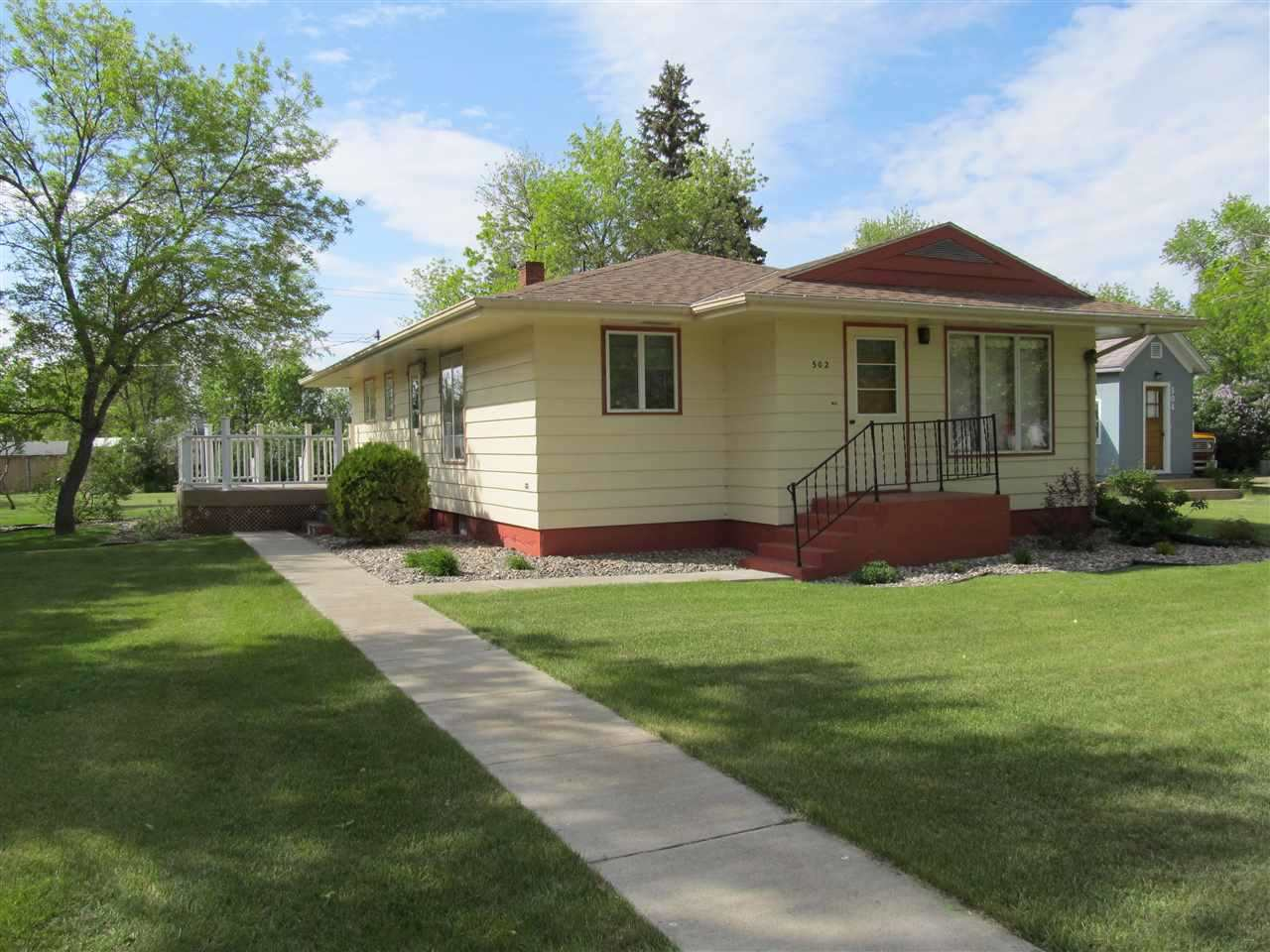 502 N MAIN, Bowbells, ND 58721
