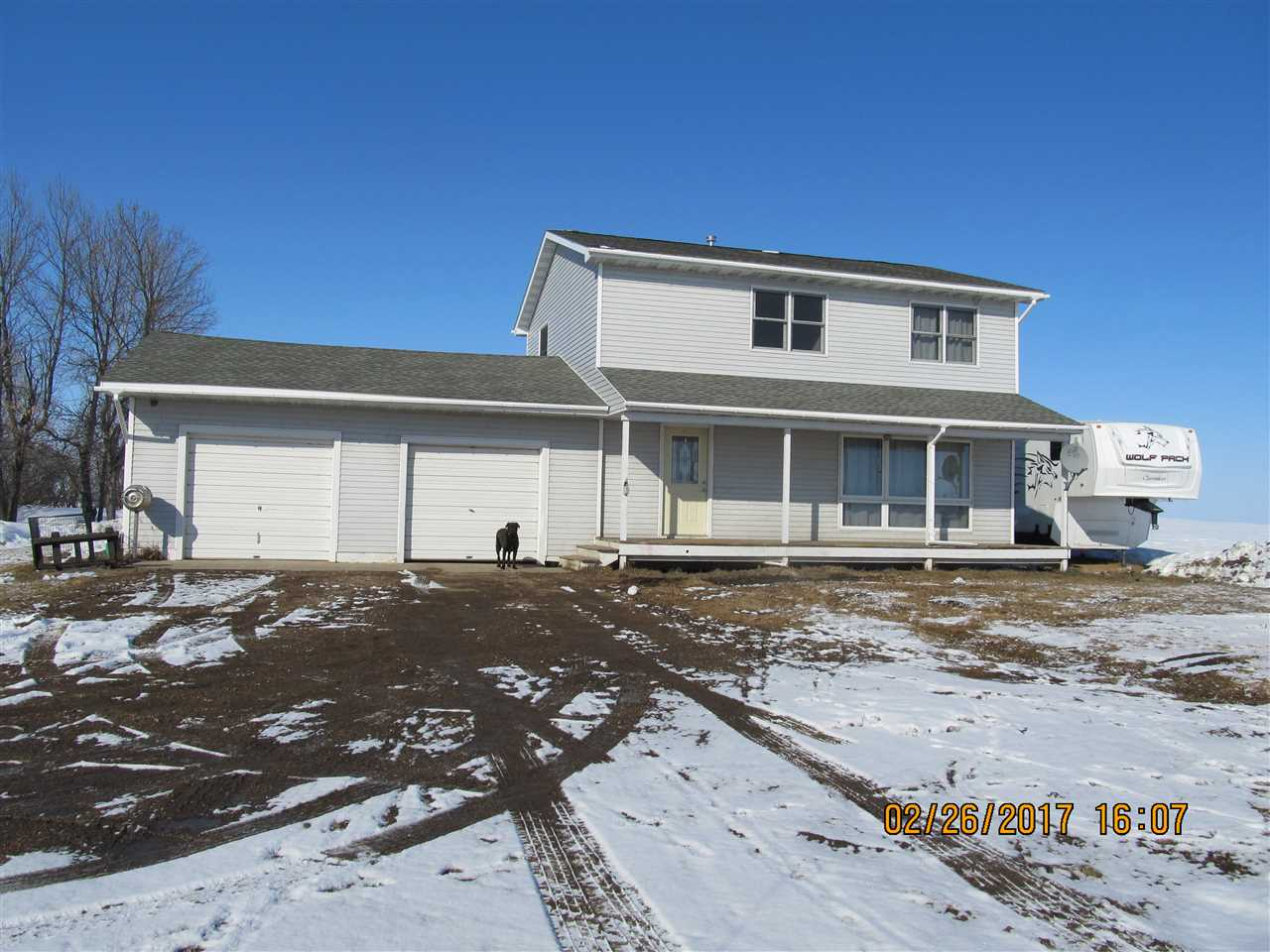 20500 NE 97th st, Glenburn, ND 58740