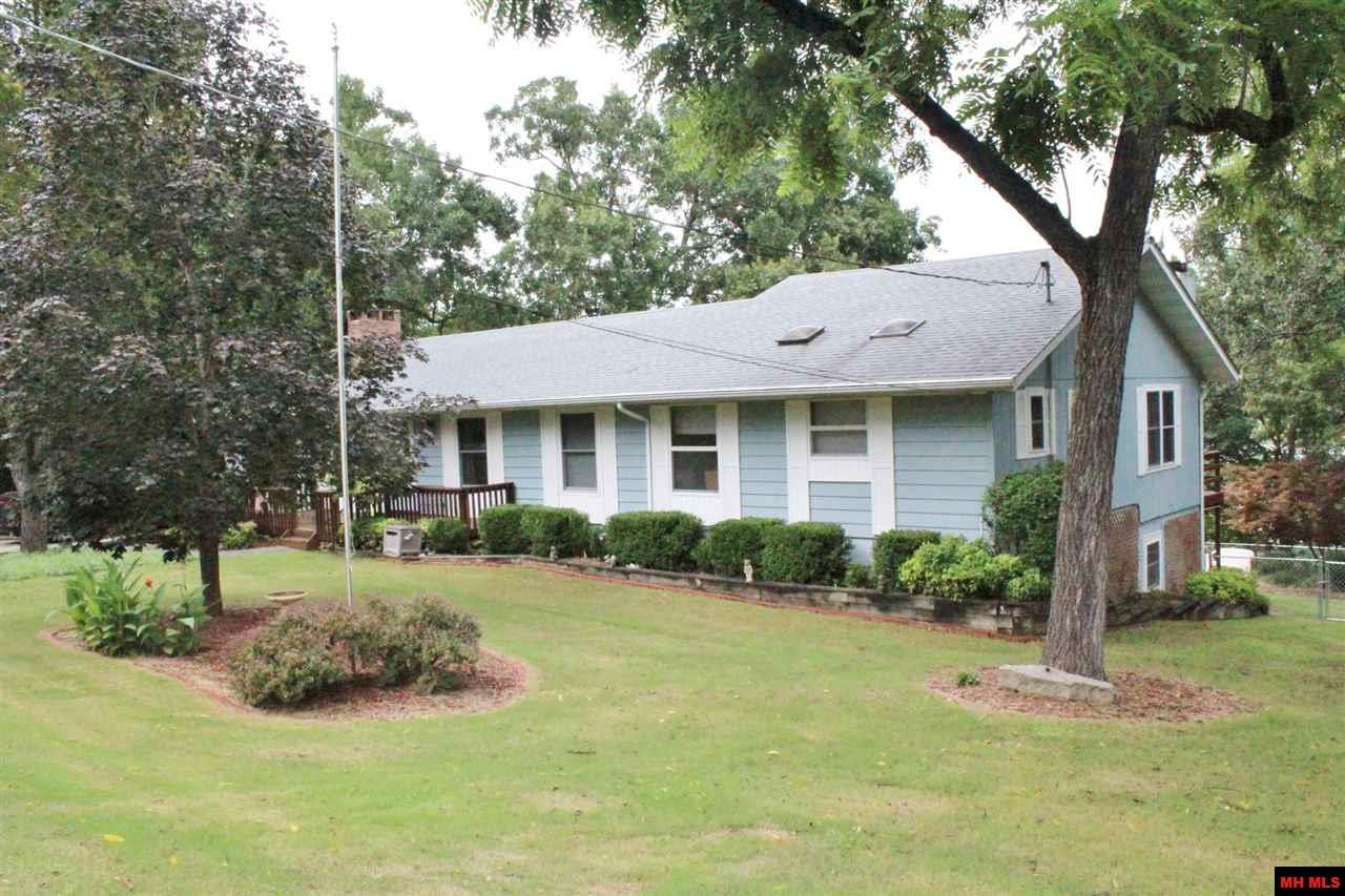 1055 HICKORY FLATS LANE, Lakeview, AR 72642