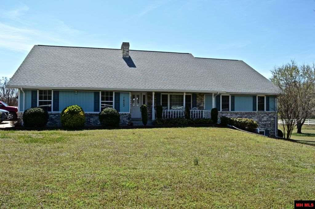7493 HWY 201 SOUTH, Mountain Home, AR 72653