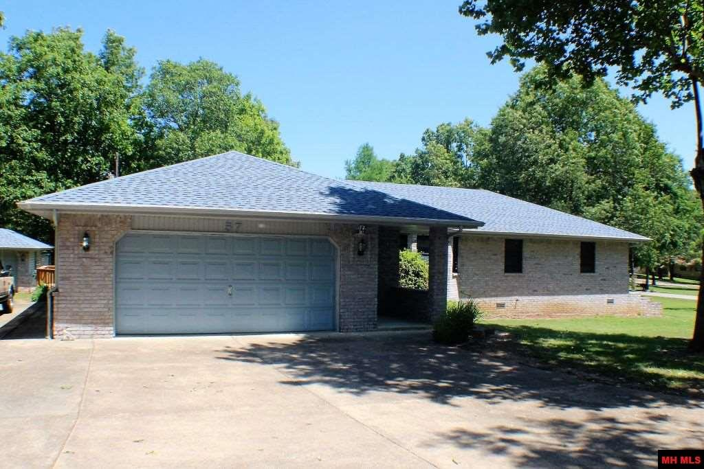 57 BEDFORD COURT, Lakeview, AR 72642