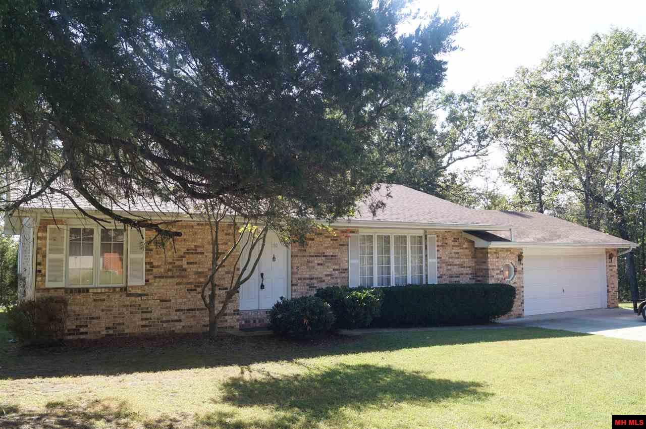 1110 HICKORY FLATS LANE | Lakeview, AR