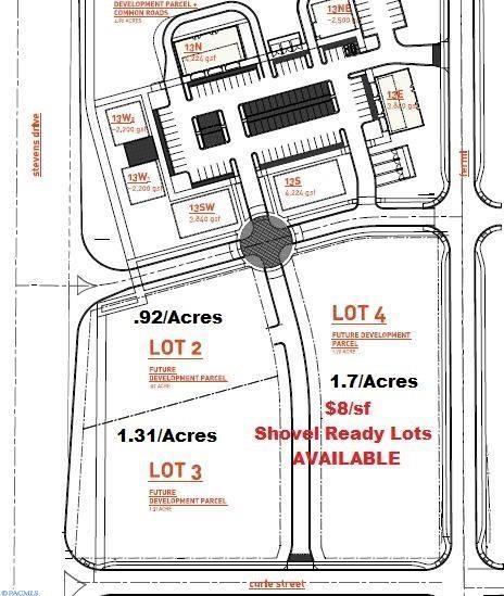 Land for Sale at Richland, Washington United States