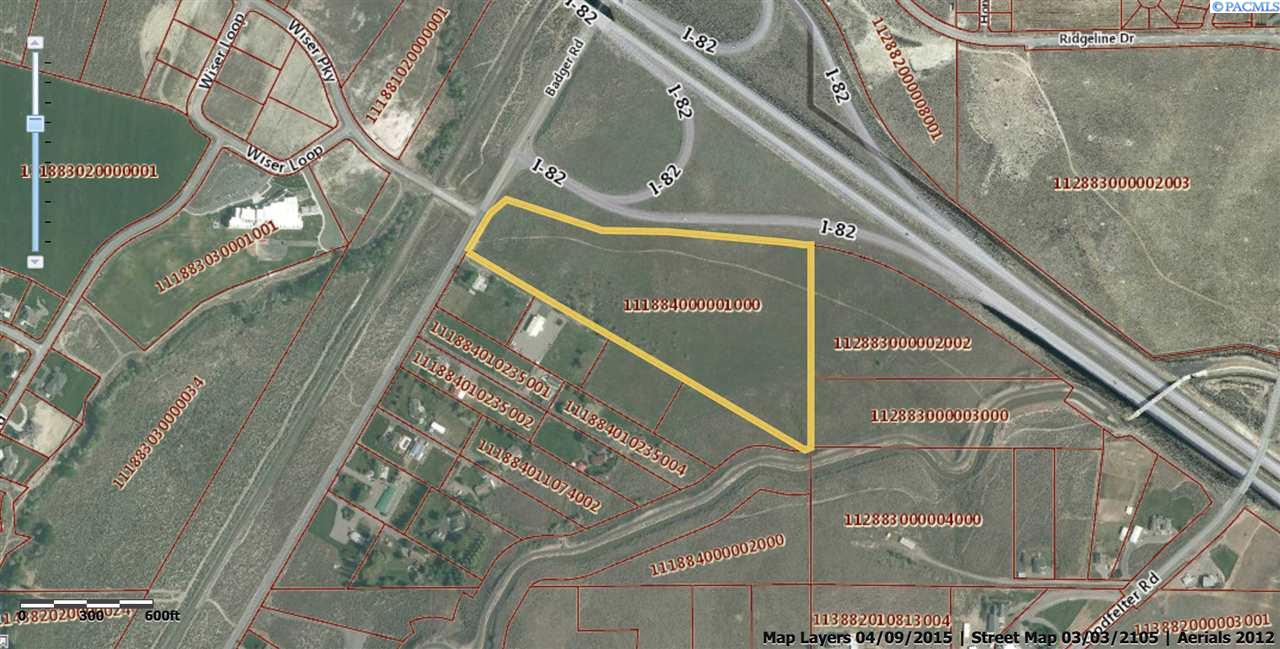 Land for Sale at NKA Badger Road Kennewick, Washington 99338 United States