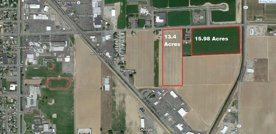 Land for Sale at Sunnyside, Washington United States