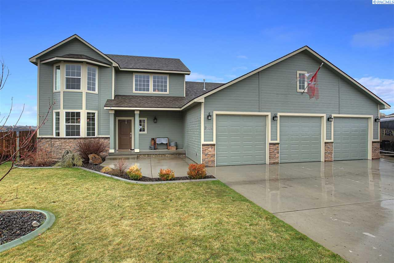 3764 Hazelwood Dr., West Richland, WA 99353