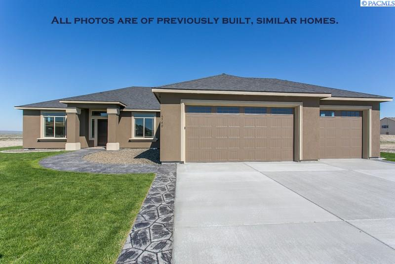 Single Family Home for Sale at 6410 Collins Road 6410 Collins Road West Richland, Washington 99353 United States