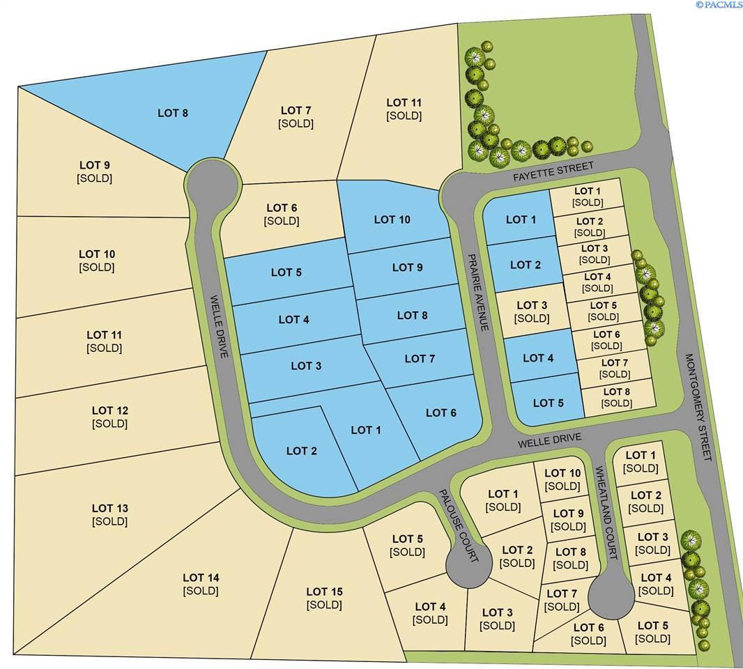 Land / Lots for Sale at 509 Prairie Avenue 509 Prairie Avenue Uniontown, Washington 99179 United States