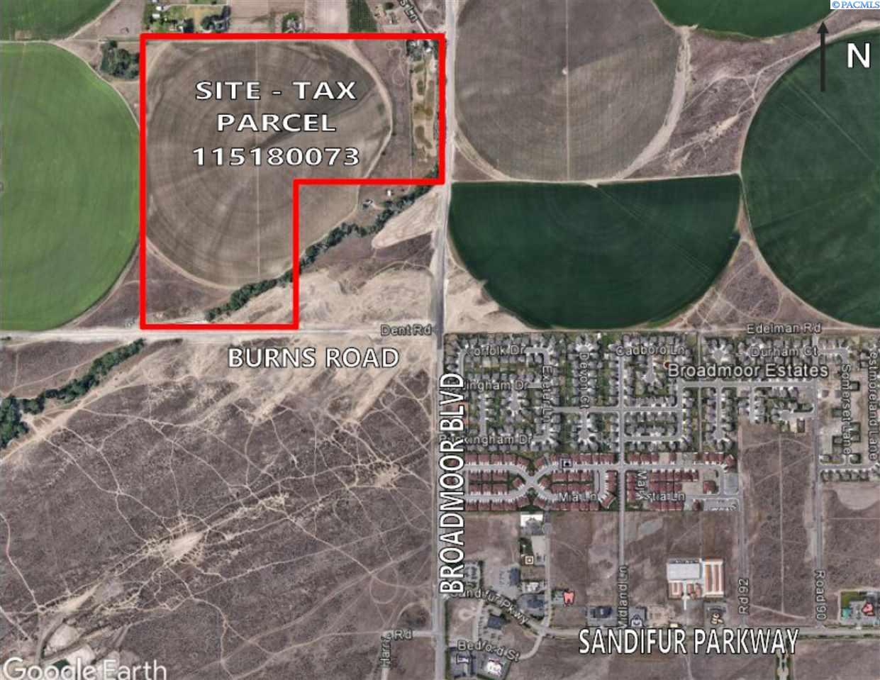 Land for Sale at TBD Road 100/Burns Road TBD Road 100/Burns Road Pasco, Washington 99301 United States