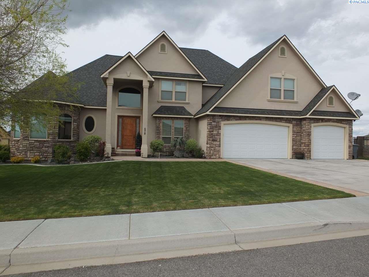 578 Heritage Hills Drive, Richland, WA 99352