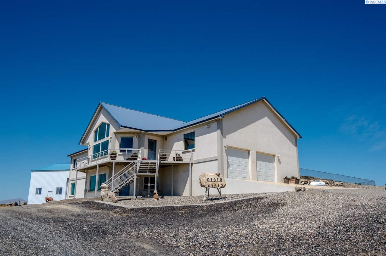 Single Family Home for Sale at 61910 E Solar Prne 61910 E Solar Prne Benton City, Washington 99320 United States