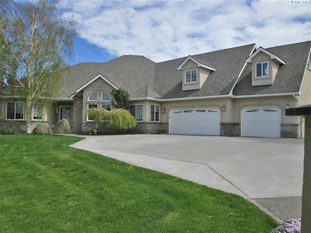 Single Family Home for Sale at 27903 S 816 Prse 27903 S 816 Prse Kennewick, Washington 99338 United States