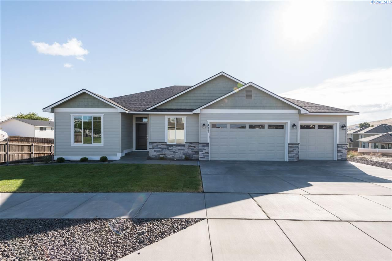 Single Family Home for Sale at 4157 S Zillah Street 4157 S Zillah Street Kennewick, Washington 99337 United States