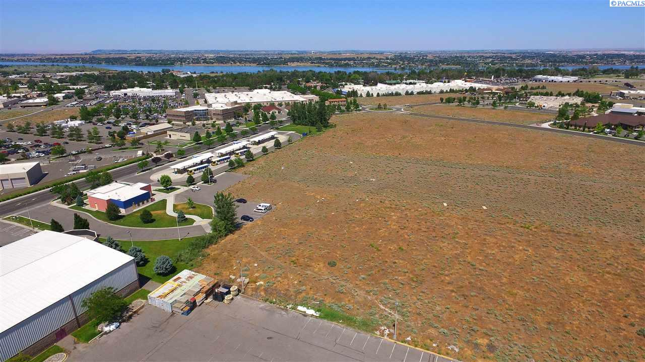 This commercial property consists of two parcels in the Colonnade Business Park by the Toyota Center in Kennewick, Washington.  It is zoned Commercial Regional.  A great location with unlimited development possibilities including, hotels, retail space, restaurants & office space.