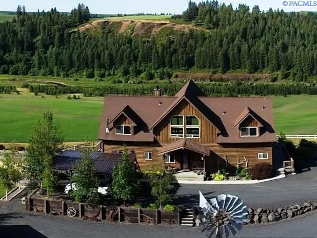 Single Family Home for Sale at 1402 Elberton Road 1402 Elberton Road Garfield, Washington 99130 United States