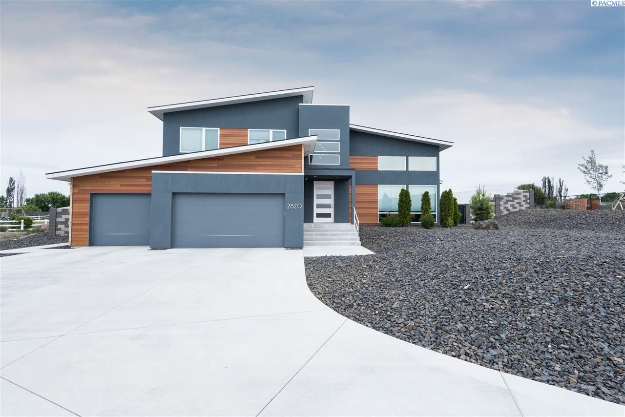 Single Family Home for Sale at 2820 Sunshine Ridge Rd 2820 Sunshine Ridge Rd Richland, Washington 99352 United States