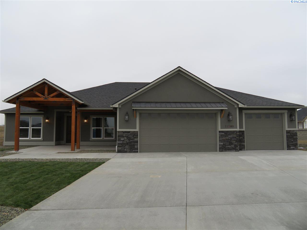 Single Family Home for Sale at 11200 Hoyt Ct. Archer Estates Ii 11200 Hoyt Ct. Archer Estates Ii Pasco, Washington 99301 United States