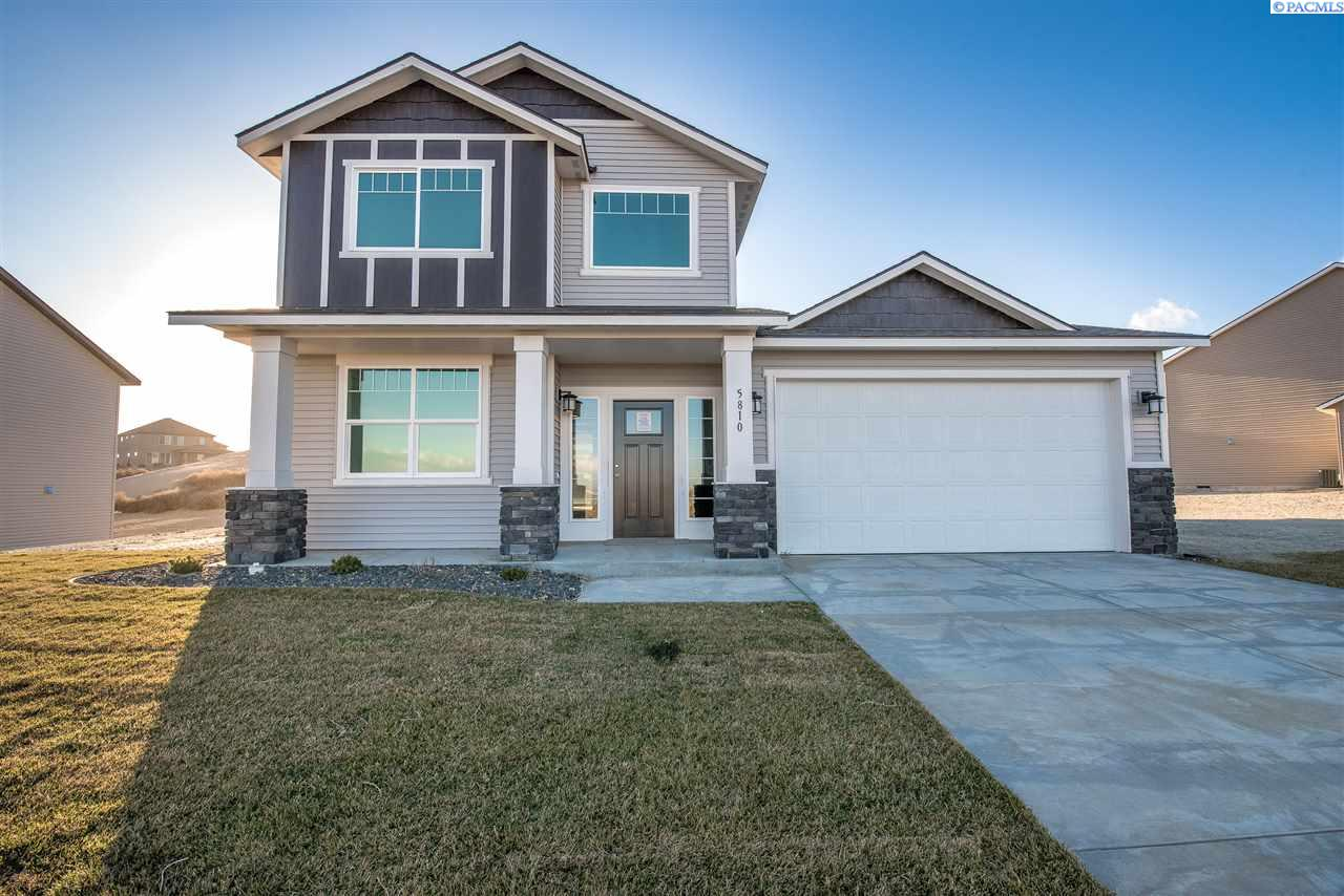 Single Family Home for Sale at 5810 Nauvoo Lane 5810 Nauvoo Lane Pasco, Washington 99301 United States