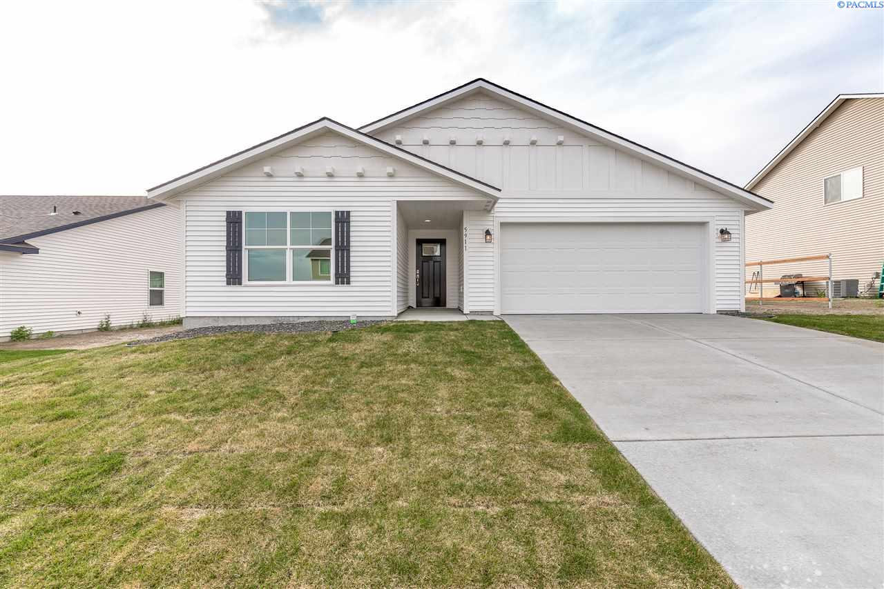 Single Family Home for Sale at 5911 Sidon Lane 5911 Sidon Lane Pasco, Washington 99301 United States