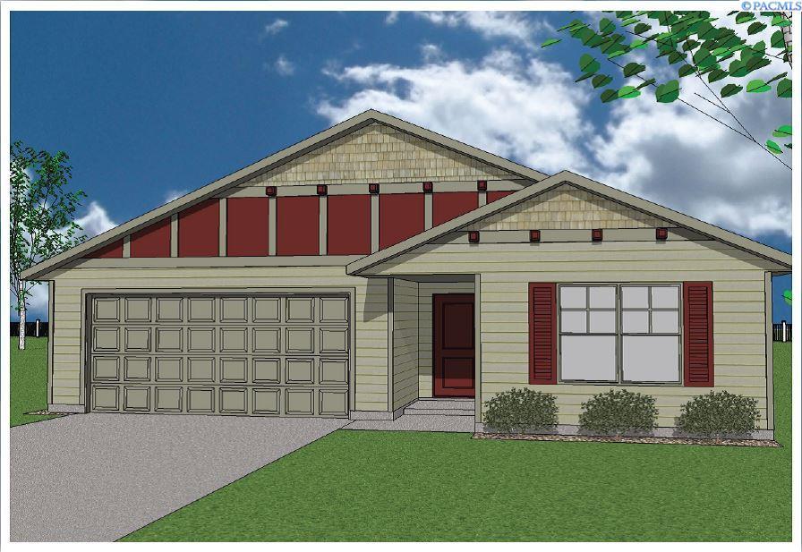 Single Family Home for Sale at 5906 Ramus Lane 5906 Ramus Lane Pasco, Washington 99301 United States