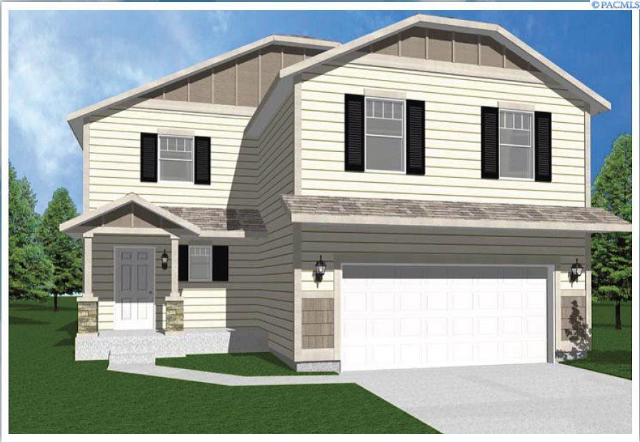 Single Family Home for Sale at 5914 Ramus Lane 5914 Ramus Lane Pasco, Washington 99301 United States