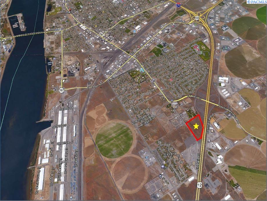 Land / Lots for Sale at Hwy 12 & Lewis W Hwy Visability Pasco, Washington United States