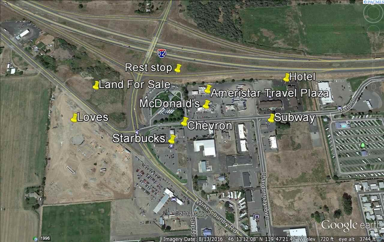 Land / Lots for Sale at 2 Nka Wine Country Road 2 Nka Wine Country Road Prosser, Washington 99350 United States