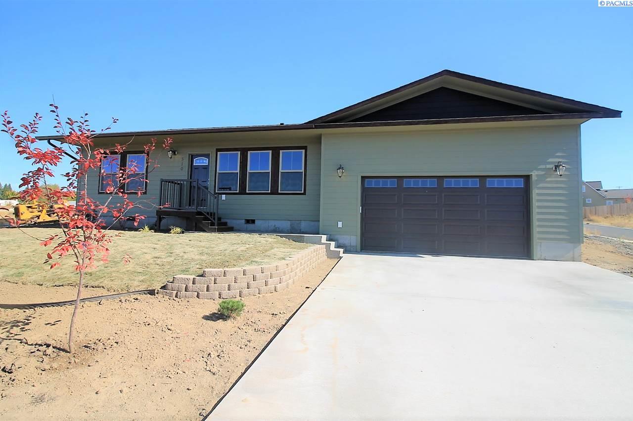 Single Family Home for Sale at 510 Harvest Loop 510 Harvest Loop Palouse, Washington 99161 United States