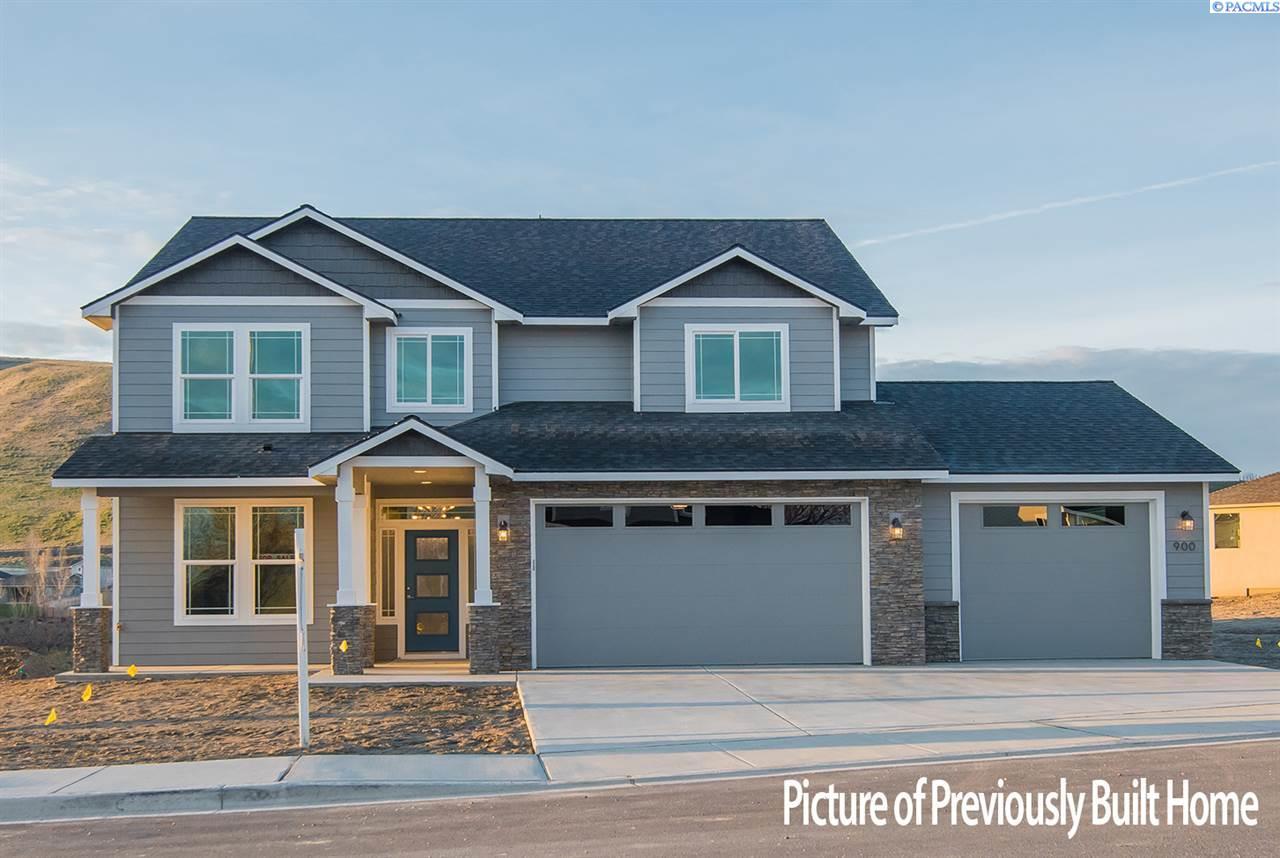 Single Family Home for Sale at Lot 7 Block 2 Heritage Hills No 3 Lot 7 Block 2 Heritage Hills No 3 Richland, Washington 99352 United States