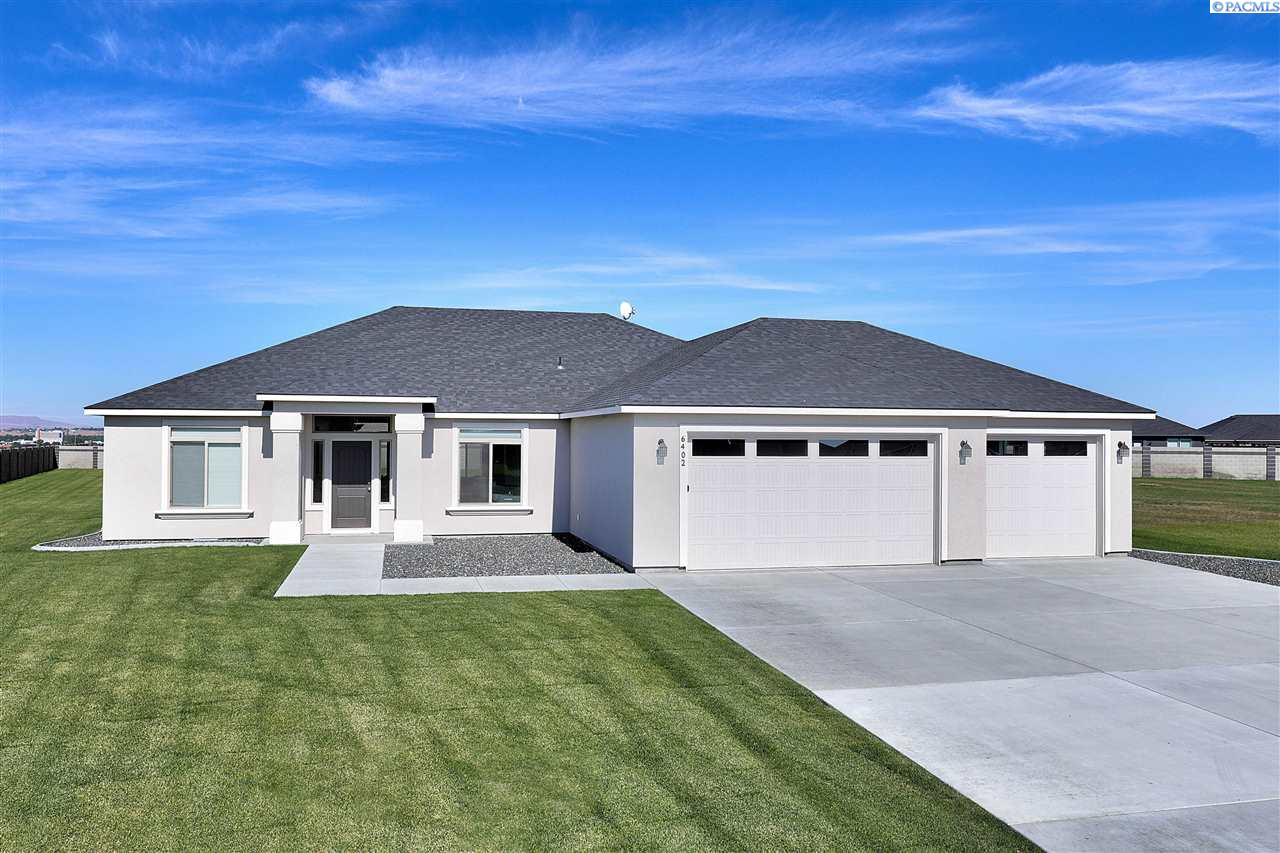 Single Family Home for Sale at 6402 Nocking Point Road 6402 Nocking Point Road Pasco, Washington 99301 United States