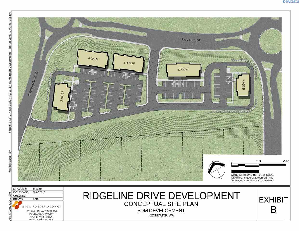 Land / Lots for Sale at 5603 Ridgeline Drive Kennewick, Washington United States