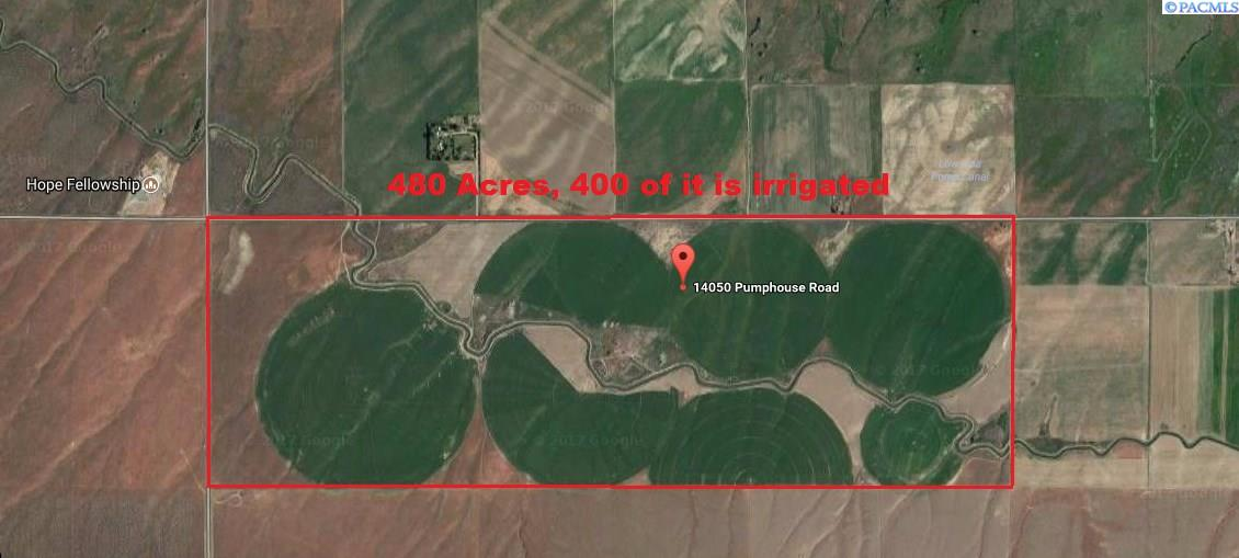 Farm / Ranch / Plantation for Sale at 14050 Pumphouse Road White Swan, Washington United States
