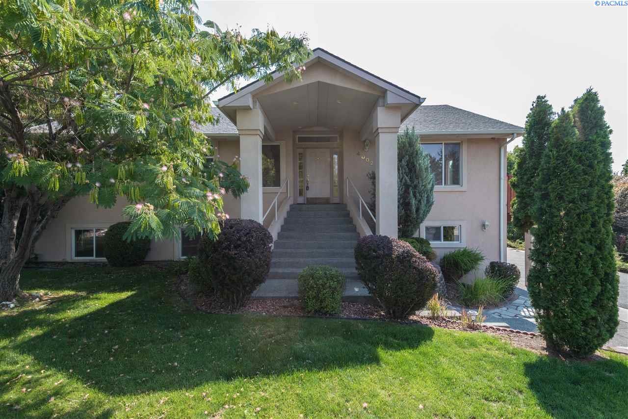 Single Family Home for Sale at 4002 Horizon Drive Pasco, Washington 99301 United States