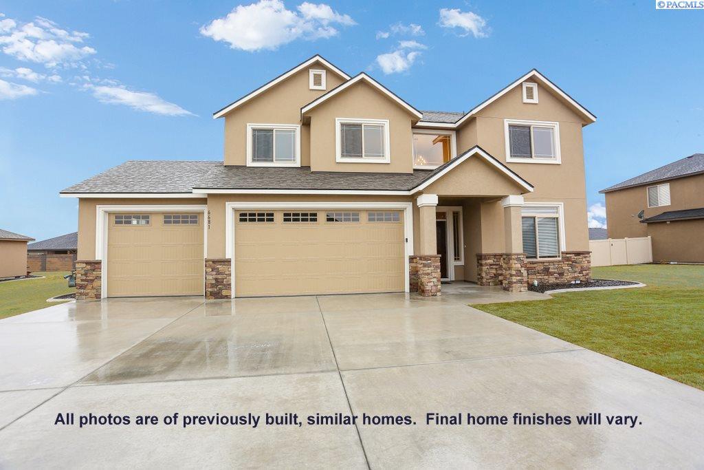 Single Family Home for Sale at 87803 Sagebrush Rd 87803 Sagebrush Rd Kennewick, Washington 99338 United States