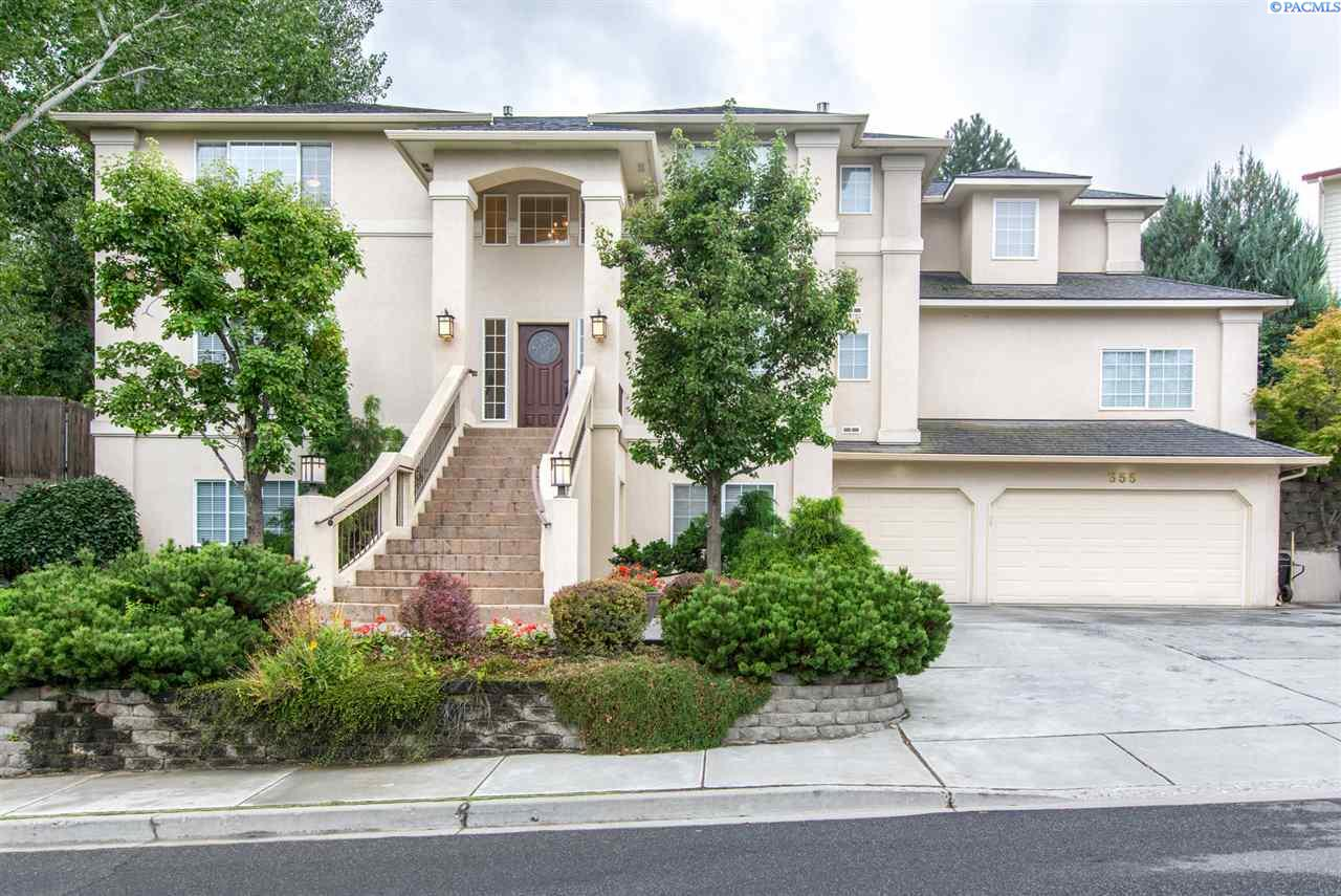 Single Family Home for Sale at 355 Riverwood 355 Riverwood Richland, Washington 99352 United States