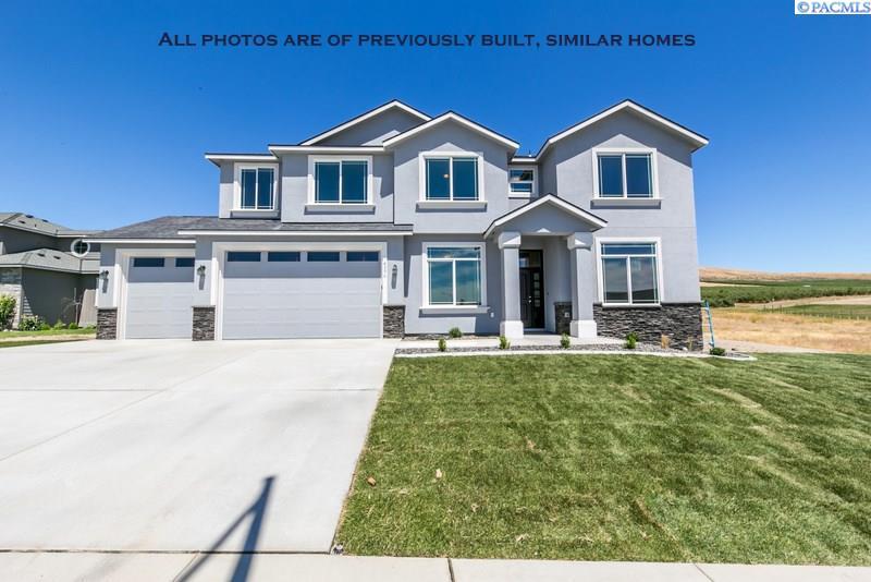 Single Family Home for Sale at 6717 Sandy Ridge Road 6717 Sandy Ridge Road Pasco, Washington 99301 United States