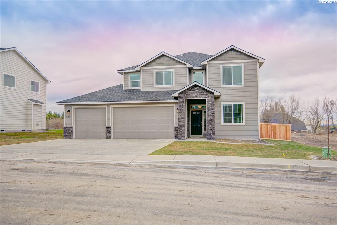Single Family Home for Sale at 4833 Tillamook Dr 4833 Tillamook Dr Richland, Washington 99352 United States