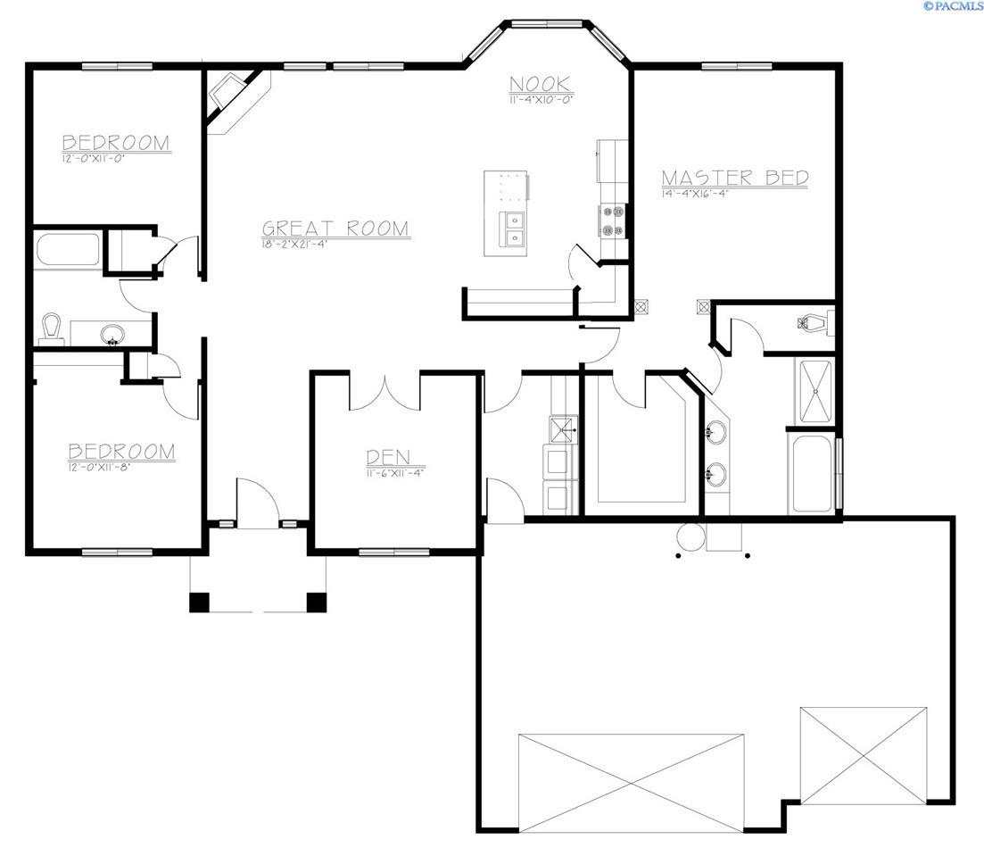 Single Family Home for Sale at 6615 Sandy Ridge Road 6615 Sandy Ridge Road Pasco, Washington 99301 United States