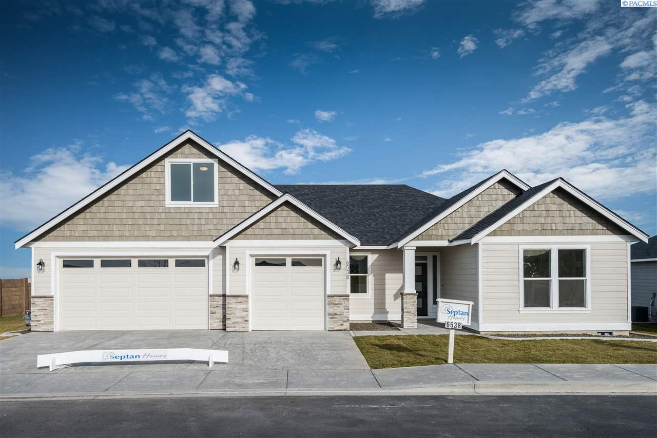 Single Family Home for Sale at 6538 W 38th Ave. 6538 W 38th Ave. Kennewick, Washington 99338 United States