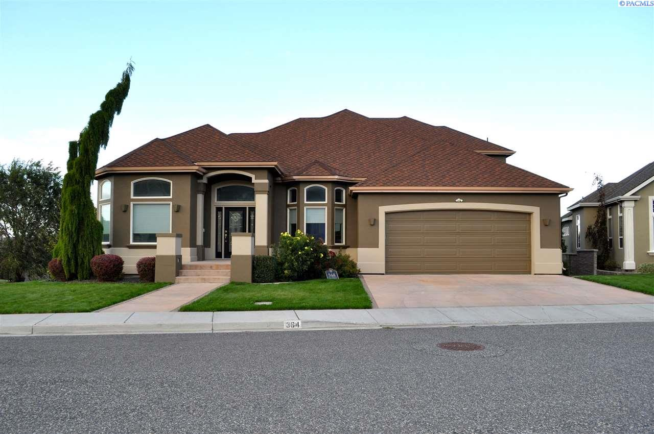 Single Family Home for Sale at 364 Clovernook Street 364 Clovernook Street Richland, Washington 99352 United States