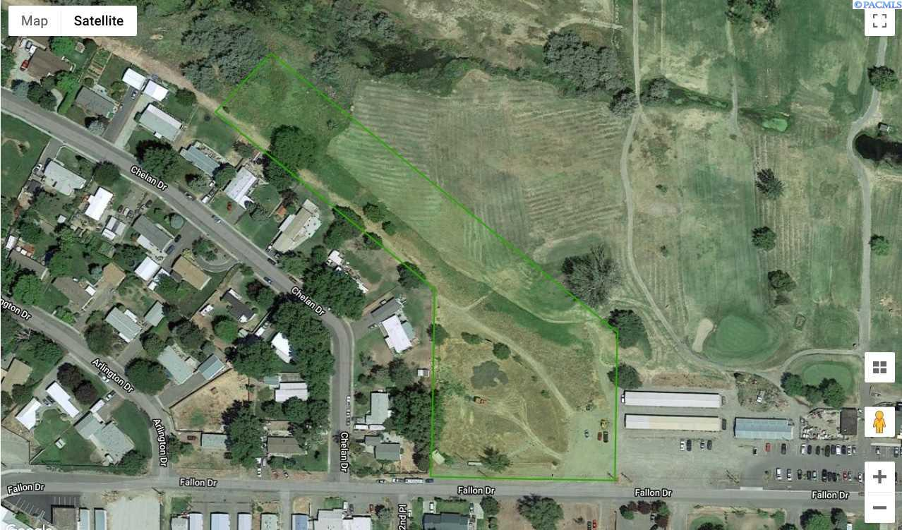 Land / Lots for Sale at Nka Fallon Rd Nka Fallon Rd West Richland, Washington 99354 United States