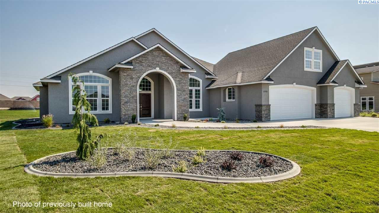 Single Family Home for Sale at Tbd W 49th Ave Tbd W 49th Ave Kennewick, Washington 99337 United States