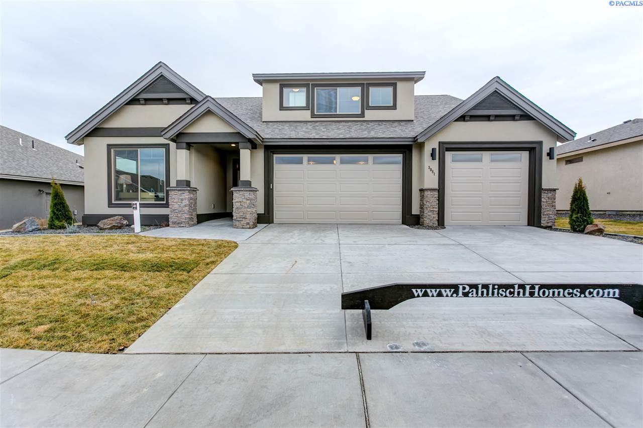 Single Family Home for Sale at 3081 Deserthawk Loop 3081 Deserthawk Loop Richland, Washington 99354 United States
