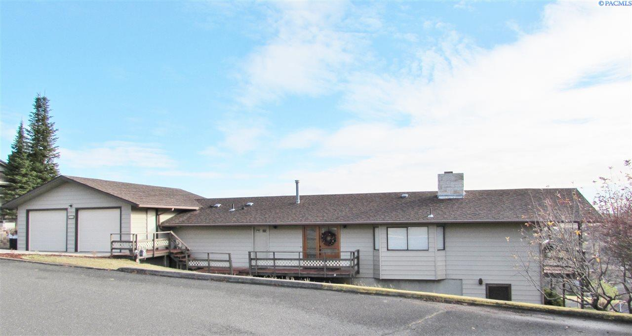 Single Family Home for Sale at 713 S Crestview Drive 713 S Crestview Drive Colfax, Washington 99111 United States