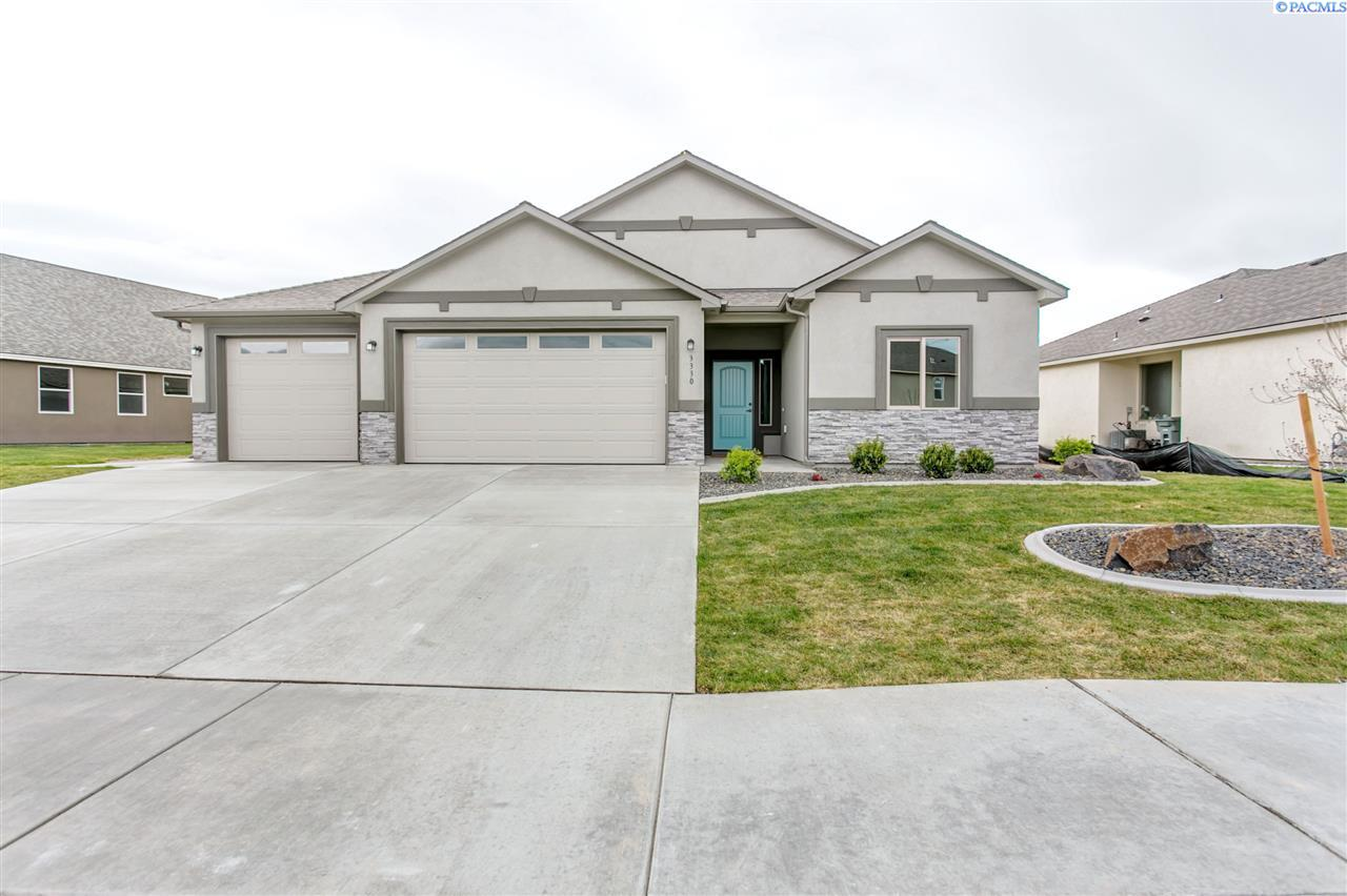 Single Family Home for Sale at 3330 Village Parkway 3330 Village Parkway Richland, Washington 99354 United States