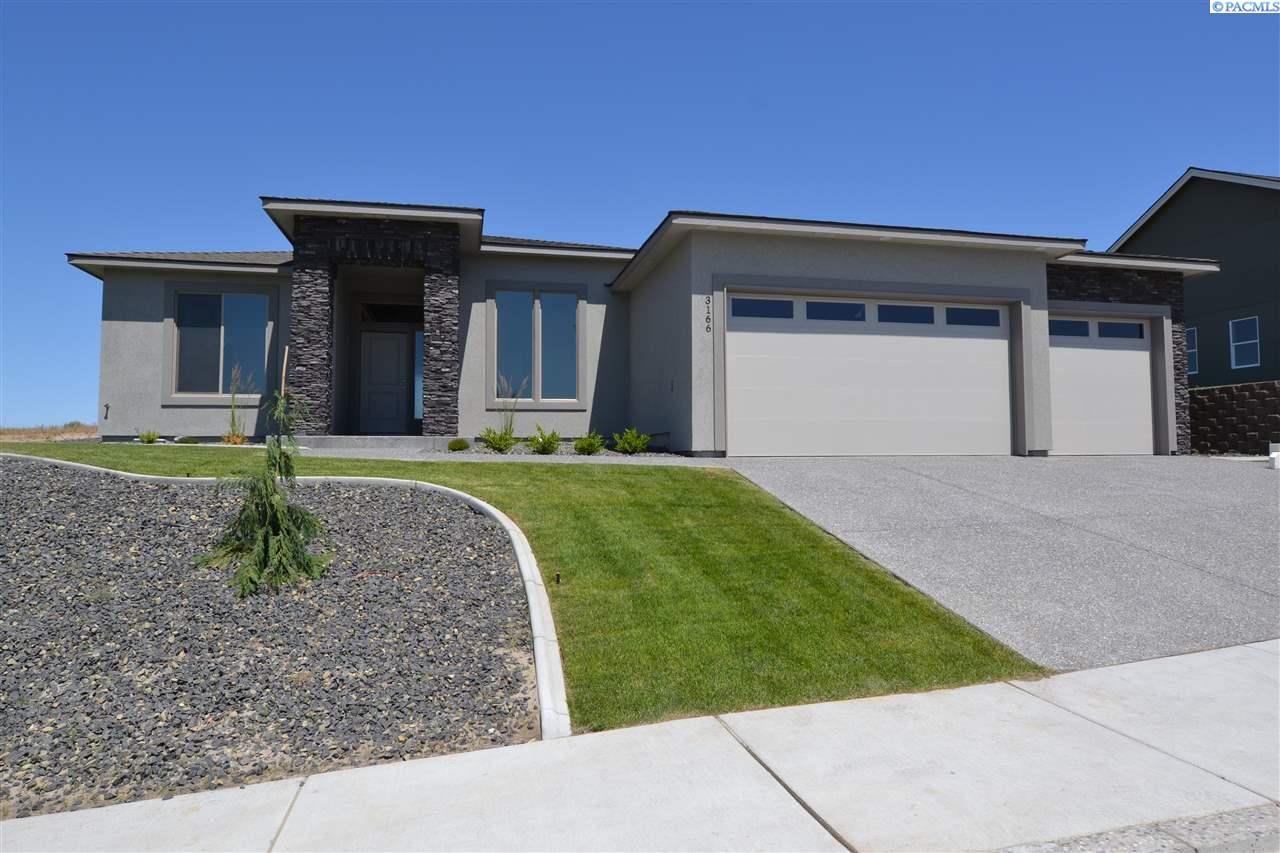 Single Family Home for Sale at 3166 Redhawk Dr 3166 Redhawk Dr Richland, Washington 99354 United States