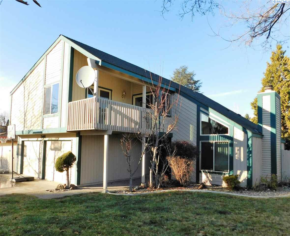 Single Family Home for Sale at 346 Westmoreland Drive 346 Westmoreland Drive Richland, Washington 99354 United States