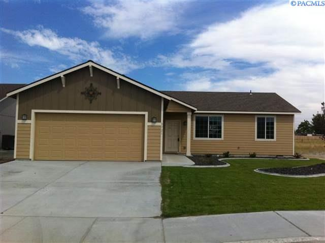 Single Family Home for Rent at 3721 milagro Drive 3721 milagro Drive Pasco, Washington 99301 United States