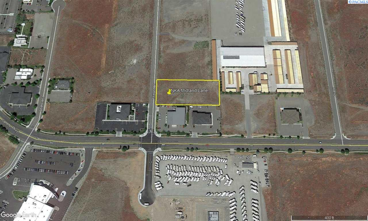 Land for Sale at NKA Midland Lane Pasco, Washington 99301 United States
