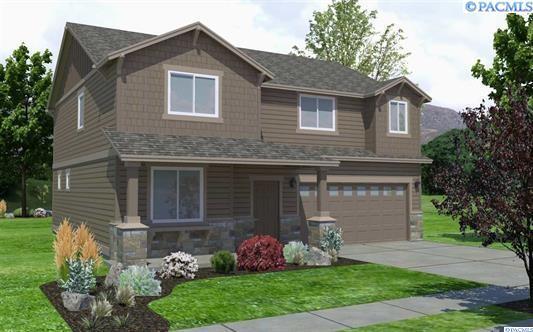 Single Family Home for Sale at 5602 Rio Grand Lane 5602 Rio Grand Lane Pasco, Washington 99301 United States